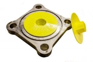 flange face protection plug